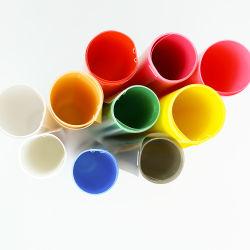 Enlaces de PP Archivo Portátil impresión PVC PET plástico de cubierta de cuero