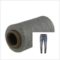 Nm30 OE régénéré pour fils de coton Denim Jeans Tissu Recyclé fils TC CVC