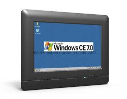 7 pouces tout en un PC avec écran tactile intégré Wince 7.0