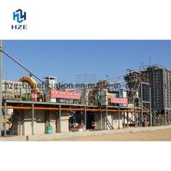 De minerale Projecten van de Diensten van EPS van de Verwerking One-stop