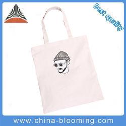 Signore delle borse della tela di canapa di promozione che imballano il sacchetto ambientale di acquisto