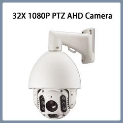 Camera van kabeltelevisie van de veiligheid 32X 1080P PTZ Ahd de Video waterdichte IRL