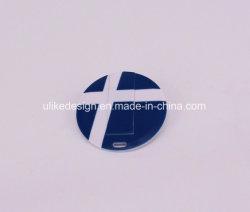 ロゴのプラスチック旋回装置USBのメモリUSBのフラッシュドライバー