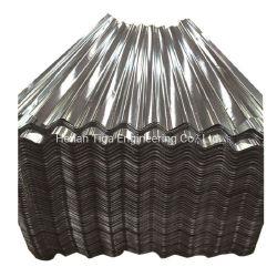 Zincalumeの波形の上塗を施してある鋼鉄広がる屋根