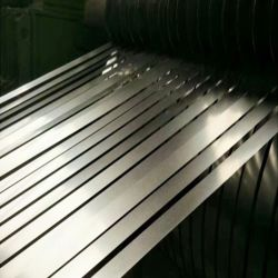 Bande en acier galvanisé à bande étroite bande de cerclage de prix