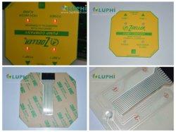 逆光照明の産業膜制御キーパッドの膜スイッチ