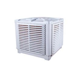 Refroidisseur d'air d'eau industrielle de grande taille refroidisseurs d'air par évaporation à usage intensif