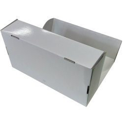 Impresión personalizada caja de envío por correo