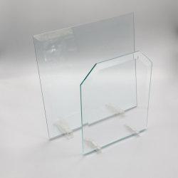 Vidro Temperado 8 mm/Vidro Temperado canópia do Office ou Janela de mobiliário da porta do hotel, Porta, guarda de vidro, mobiliário, Cortina de vidro na parede