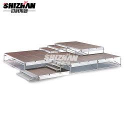 Алюминиевый корпус малого этап перемещение головки освещение опорной стойки