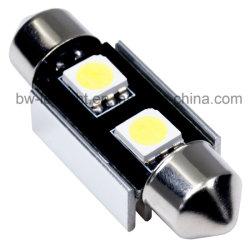 مصباح القراءة الضوئية للوحة أرقام السيارة CANbus LED