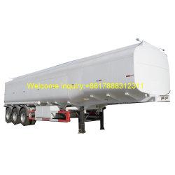 Sinotruk Qualität 3 Wellen 40000 L Kraftstoff-Tanker-Schlussteil