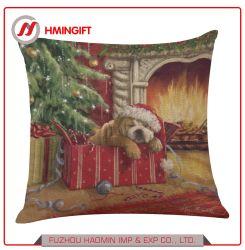 Les animaux de la Série de noël oreiller, coussin pour chiens et chats de Noël