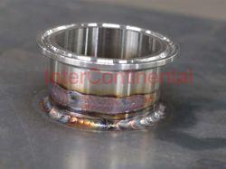曲がるアルミニウムレーザーの切断サービス金属の溶接を処理するカスタムシート・メタルサービスを押す