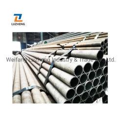 Caldera de acero al carbono sin fisuras el tubo de acero de alta presión de servicio en ASME SA192 la norma ASTM A192 20g