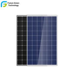 60 La Celda 300 W Sistema de Energía Solar Fotovoltaica Módulo monocristalino
