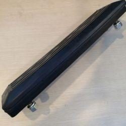La almohadilla de goma el perno de 450mm ancho 135mm para la excavadora