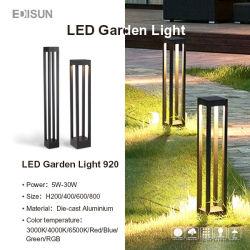 Modernes im Freien des Garten-IP65 des Licht-8With10 W LED Licht Projekt-Straßenlaterne-Aluminiumdes schiffspoller-LED