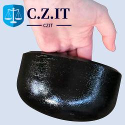 Soudure en acier allié d'extrémité du tuyau sans soudure bouchon P22