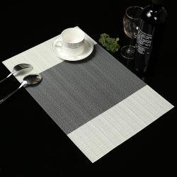 Vente d'usine Taille personnalisée facile à nettoyer le tapis de la Place de PVC