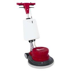 Un único disco de la máquina de limpieza de suelos Limpiador de alfombras de piso a baja velocidad de la máquina de cepillado con 175rpm o 154rpm con fines comerciales.