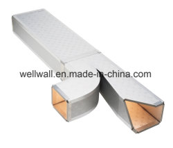 Espuma fenólica Placa de isolamento do duto de ar do painel de espuma fenólica