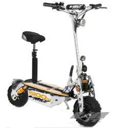 LEDが付いている電気スクーターを競争させる2000Wはペダルをつける