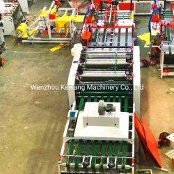 Rouleau de tissu industriel de l'impression de coupe à coudre PP Bag Making Machine