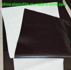高品質10FT * 100FTの黒く及び白い多フィルム6milの100%年のバージンのPE