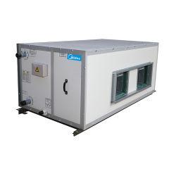 وحدة معالجة الهواء MIDEA 380-415V-3ph-50 هرتز 02d 11.2kw 2000cfm هواء الإرجاع حالة وحدة معالجة الهواء من النوع المعلق