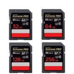 PRO contributo estremo della scheda di memoria della scheda 16GB/32g/64G/128g/256g Class10 di deviazione standard a Camera/DV/SLR
