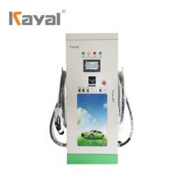 Infrastruttura collettiva esterna di Kayal 60 stazione di carico del veicolo elettrico del Livello 2 di chilowatt