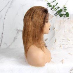 4*4 brasileño 13*4 360 Puntilla de encaje peluca Frontal frente Cabello pelucas 360 frontal encaje Cabello pelucas de cabello del bebé mujer