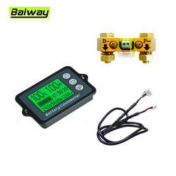 Tk15 80V350LCD Universal Alquiler de plomo ácido de batería de litio Analyzer descarga de carga de batería Indicador de capacidad de probador de medidor de tensión