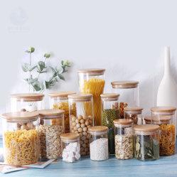 De Kruiken van de Opslag van het Glas van de keuken