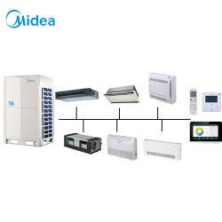 Midea Multi Split AC Industrial Vrf Air Conditioner voor de industrie 50 ton HVAC-apparatuur met DC-inverter-compressor En ventilator