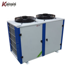 Unità di condensazione dello scarico dell'aria del compressore Closed superiore di Copeland con il caso