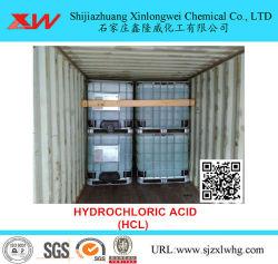 Acide inorganique HCl, bonne qualité de l'acide chlorhydrique (acide muriatique acide)
