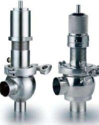 Aço inoxidável Industrial Pressão sanitárias/Segurança/Seguros/Control/Alívio de Pressão/Alívio/Válvula Redutora de Pressão