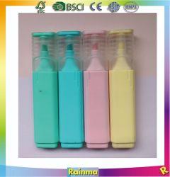 Farben-Leuchtstoffmarkierung für Büro, Schule und Förderung-Gebrauch
