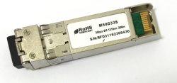 SFP de vídeo SD-SDI módulo transmissor 20 Km de fibra monomodo 3G/12g/24G