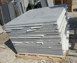 青いStone Factory、Paving、Paver、FlooringのためのBlue Limestone Stocks