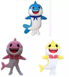 Le requin Mascot Costume Cartoon Fancy Dress Vêtements Pourim Halloween Party