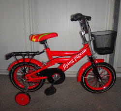 Fuerte de bicicletas BMX Bicicleta niños radios 10g (FP-KDB203)