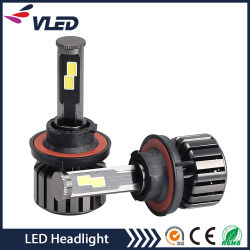 Projecteur lumineux LED automatique C7 H13 4000lm Hi voyant des feux de croisement La Tête de Lampe de projecteur pour l'auto