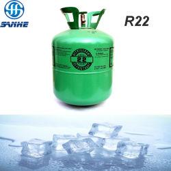A pureza do gás refrigerante R22: 99,9 com preço de fábrica