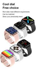Großhandelspuls-Schlaf-Überwachung-Meldung-Mitteilung Smartwatch androide intelligente Uhr-Mobiltelefone