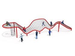 بنية الشبكة لتسلق الحجم المخصص التجاري الخارجي