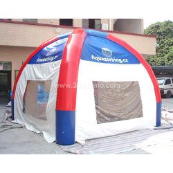 Kundenspezifisches aufblasbares bekanntmachendes Zelt mit LED-aufblasbarem Zelt-Beleuchtung-Abdeckung-Zelt für Partei It111