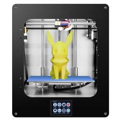 Venta caliente sola boquilla DIY de pequeño tamaño, Fdm impresora 3D.